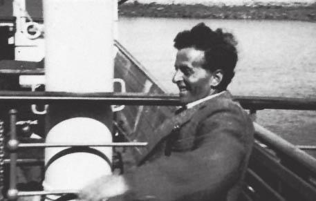 Ludwig Wittgenstein en vacances (1936)